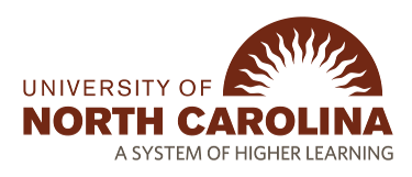 Partner university: University of North Carolina